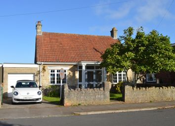Thumbnail 3 bed detached house for sale in Worlebury Hill Road, Worlebury, Weston-Super-Mare