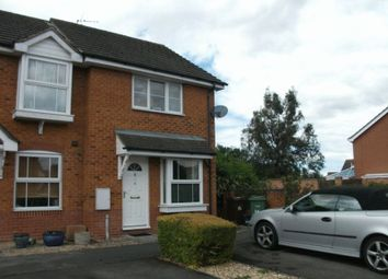 2 bed end terrace house to rent in Foudry Close, Didcot OX11