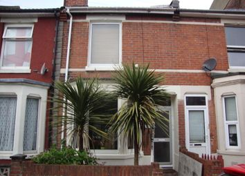 Thumbnail 3 bed terraced house to rent in Queens Road, Gosport