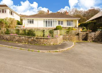 Thumbnail 3 bed detached bungalow for sale in Great Oak Road, Crickhowell