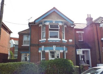 Thumbnail 4 bed semi-detached house to rent in The Lodge, Banister Road, Shirley, Southampton