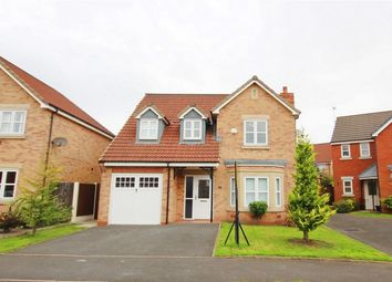 Thumbnail 4 bed detached house for sale in Marigold Way, St. Helens