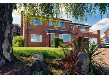 Thumbnail 6 bed detached house for sale in The Drumble, Moreton Say, Market Drayton