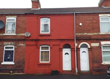 Thumbnail 2 bed terraced house to rent in Allerton Street, Doncaster