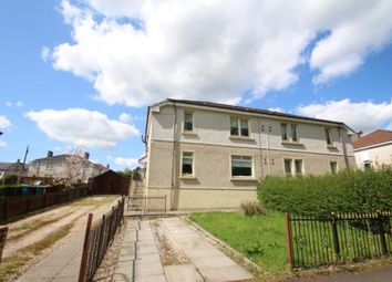 Thumbnail 2 bed flat for sale in Kirkness Street, Airdrie, North Lanarkshire