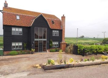 Thumbnail 5 bed detached house for sale in Puddock Toll, Forty Foot Bank, Huntingdon, Cambridgeshire