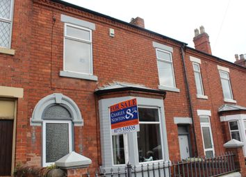 Thumbnail 3 bed terraced house for sale in Nottingham Road, Eastwood
