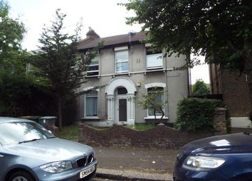 Thumbnail 1 bed flat for sale in Hampton Road, London