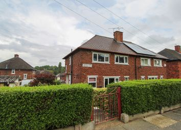 Thumbnail 3 bed semi-detached house for sale in Carter Lodge Avenue, Sheffield