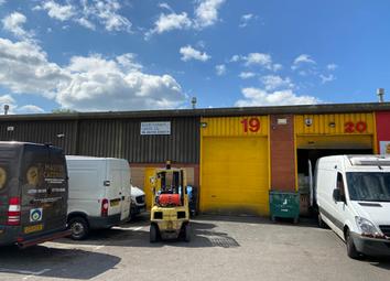 Thumbnail Light industrial to let in Unit 19 Clarion Court, Clarion Close, Enterprise Park, Swansea