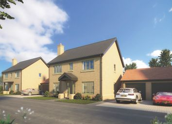 Thumbnail 4 bed detached house for sale in Ovins Rise, Haddenham, Ely