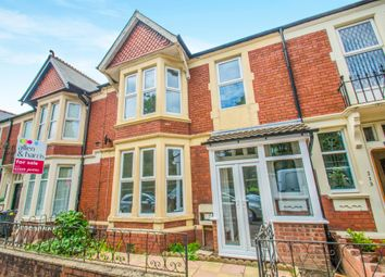 Thumbnail 4 bedroom terraced house for sale in Allensbank Road, Heath, Cardiff