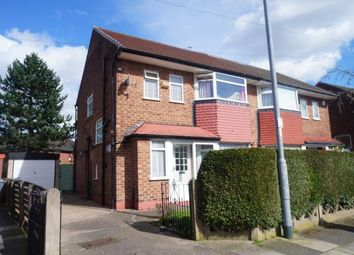 Thumbnail 3 bed semi-detached house for sale in Morrell Road, Manchester, Greater Manchester