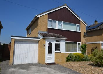Thumbnail 3 bed detached house for sale in Conway Crescent, Melksham