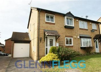 Thumbnail 3 bed semi-detached house to rent in Raleigh Close, Cippenham, Slough