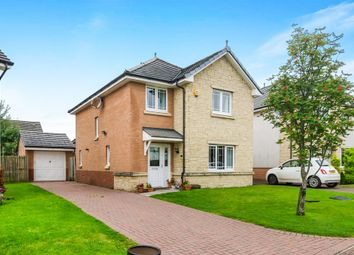 Thumbnail 4 bed detached house for sale in Parkholm Avenue, Glasgow