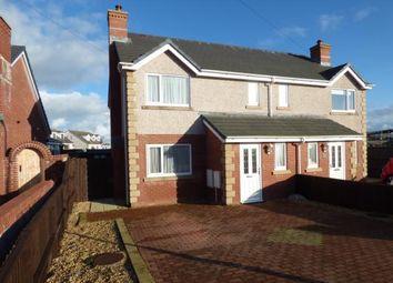 3 bed semi-detached house for sale in Tyn Cae, Holyhead, Sir Ynys Mon LL65