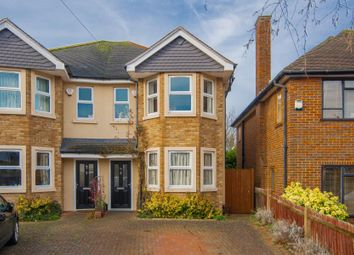 Thumbnail 3 bed semi-detached house for sale in Station Approach, Norbiton Avenue, Norbiton, Kingston Upon Thames