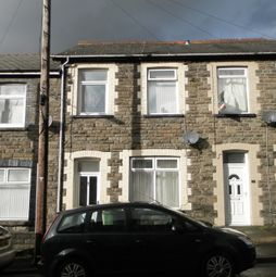 Thumbnail 3 bed terraced house for sale in Glancynon Terrace, Mountain Ash
