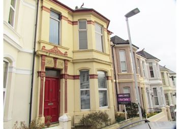 Thumbnail 2 bed flat for sale in Sea View Avenue, Plymouth