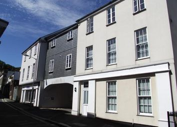 Thumbnail 1 bed flat for sale in Crockwell Street, Bodmin, Cornwall