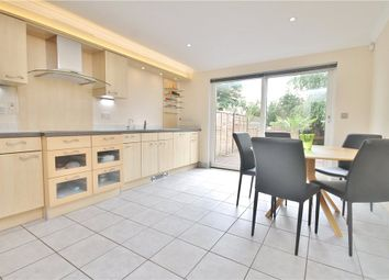 Thumbnail 3 bed town house for sale in Wraysbury Gardens, Staines-Upon-Thames, Surrey