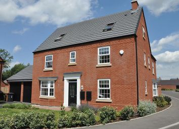 Thumbnail 6 bed detached house for sale in Herdwick Drive, Honeybourne, Evesham