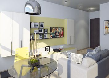 Thumbnail 1 bed flat for sale in Temple Street, Liverpool