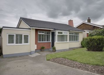 Thumbnail 3 bed bungalow for sale in Meadow View, Delves Lane, Consett