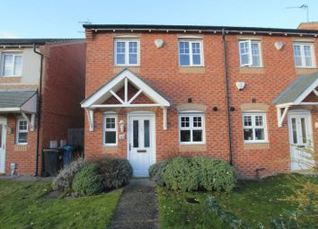 Thumbnail 2 bed semi-detached house to rent in Hainsworth Park, Hull