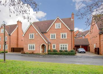 Thumbnail 6 bed detached house for sale in Woodall Close, Middleton, Milton Keynes