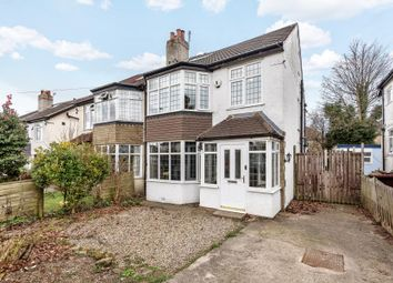 Thumbnail 4 bed semi-detached house for sale in Woodbourne Avenue, Leeds, West Yorkshire