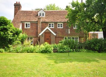 Thumbnail 4 bed detached house to rent in Crouch Lane, Borough Green, Sevenoaks