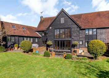 Thumbnail 5 bed semi-detached house for sale in Ayres End Lane, Harpenden, Hertfordshire