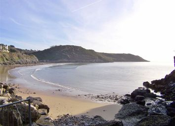 Thumbnail 2 bed flat for sale in Caswell Bay, Swansea
