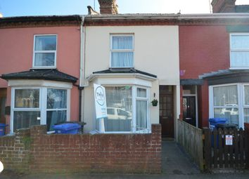 Thumbnail 3 bedroom terraced house for sale in London Road South, Lowestoft