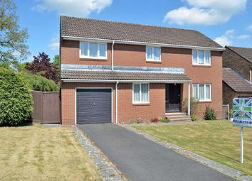 Thumbnail 4 bed detached house for sale in 2 Stour Meadows, Gillingham, Dorset