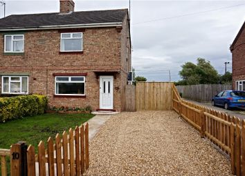 Thumbnail 2 bedroom semi-detached house for sale in Sealeys Lane, Wisbech