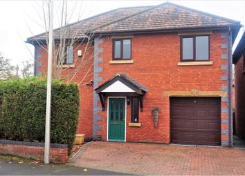 Thumbnail 4 bedroom detached house to rent in Midway Drive, Poynton