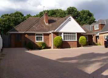 Thumbnail 4 bed detached bungalow for sale in Sandy Lane, Upton