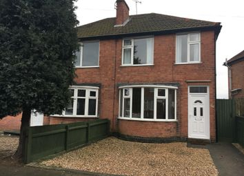 Thumbnail 3 bedroom semi-detached house to rent in Henley Crescent, Leicester