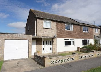 Thumbnail 3 bed semi-detached house for sale in Provost Road, Manby