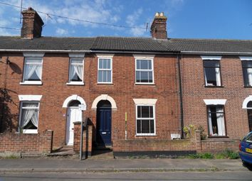 Thumbnail 2 bed terraced house to rent in Denmark Road, Beccles