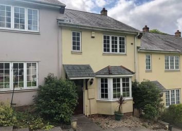Thumbnail 3 bed terraced house for sale in The Glades, Old Road, Tiverton
