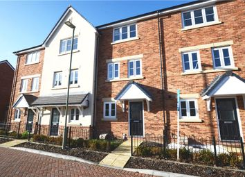 Thumbnail 4 bed terraced house for sale in Thompson Way, Farnborough, Hampshire