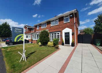 Thumbnail 3 bed semi-detached house for sale in Balliol Way, Ashton-In-Makerfield, Wigan