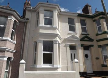Thumbnail 3 bed terraced house for sale in Lipson, Plymouth, Devon