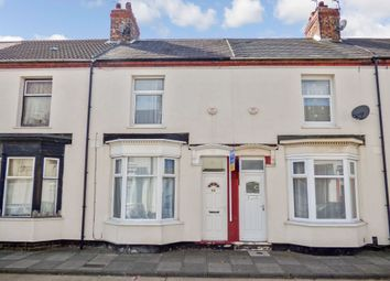 Thumbnail 2 bed terraced house to rent in St. Cuthberts Road, Stockton-On-Tees