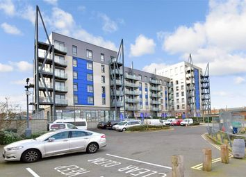Thumbnail 1 bed flat for sale in Ocean Drive, Gillingham, Kent