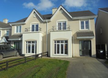 Thumbnail 4 bed semi-detached house for sale in 47 Sandhills, Hacketstown Road, Carlow Town, Carlow